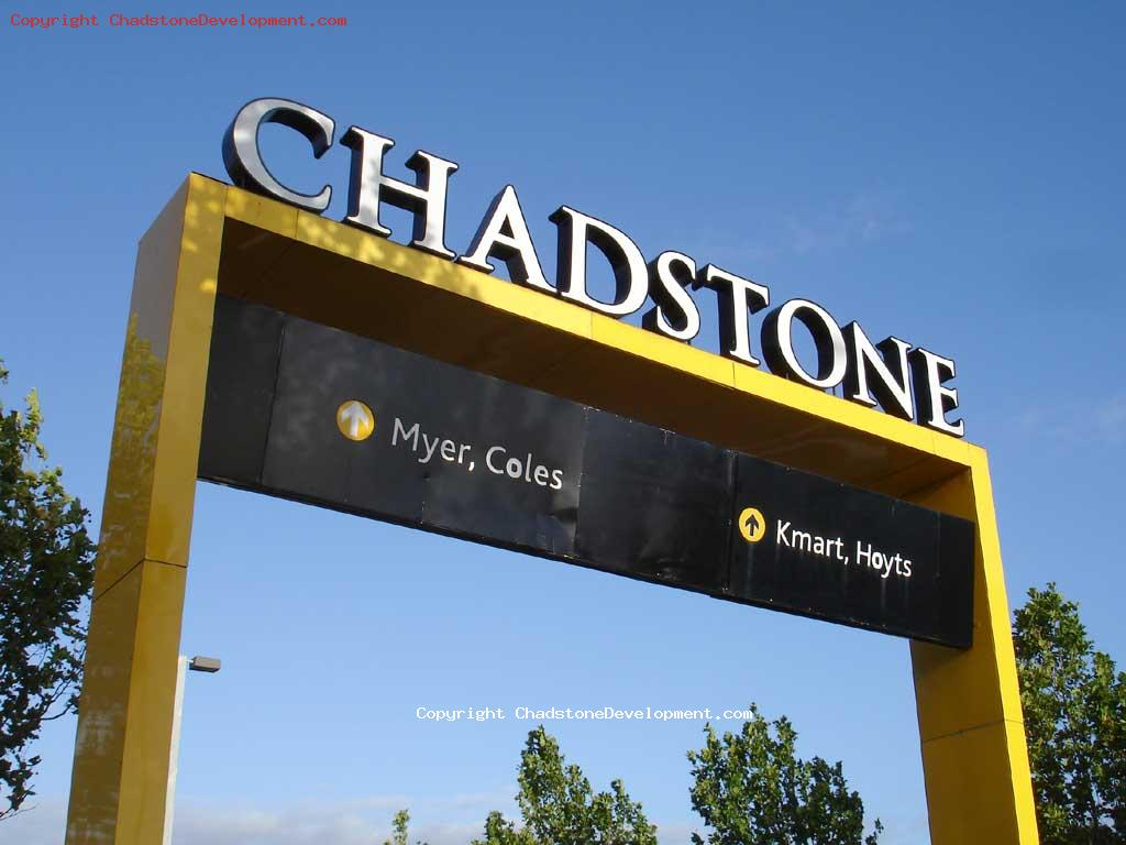 Chadstone Western entrance - Chadstone Development Discussions